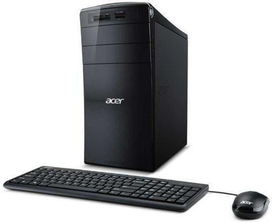 Acer Aspire M3985 PC - Core i5-3450 3.1 GHz / 6GB DDR3 RAM / 1TB HDD / NVIDIA GT620
