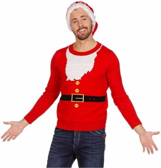 Kersttrui Kerstman.Bol Com Kersttrui Kerstman Voor Heren 56 2xl Merkloos Speelgoed