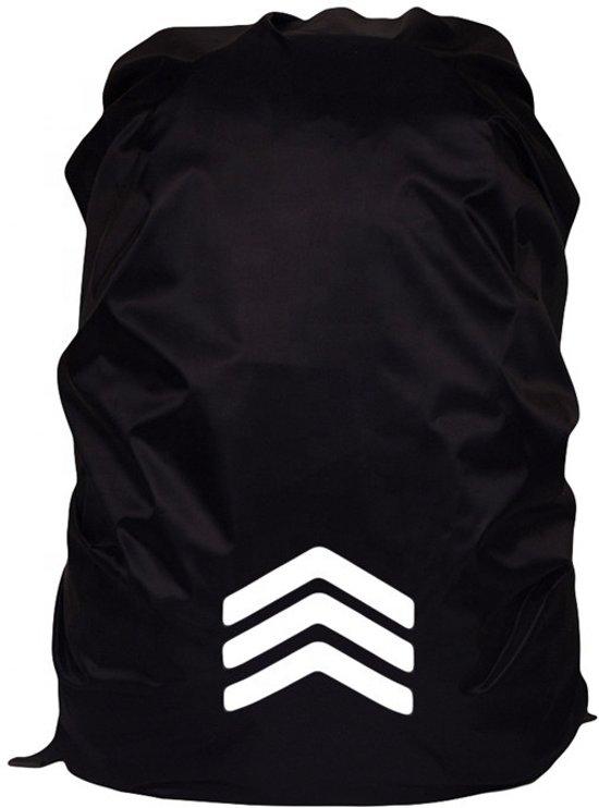 ffbf606b79b Flight bag & Regenhoes   Rugzak 30-35L   Zwart   Duurzaam   Travel safe