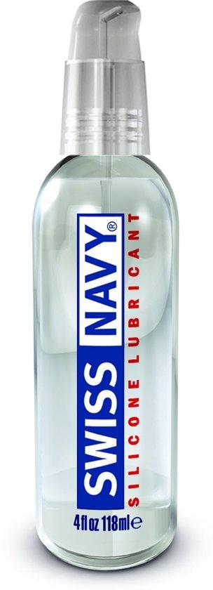 Swiss Navy Siliconen Glijmiddel 118 ml