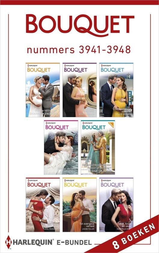 Bouquet e-bundel nummers 3941 - 3948