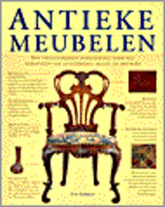 Bolcom Antieke Meubelen Tim Forrest 9789062489220 Boeken