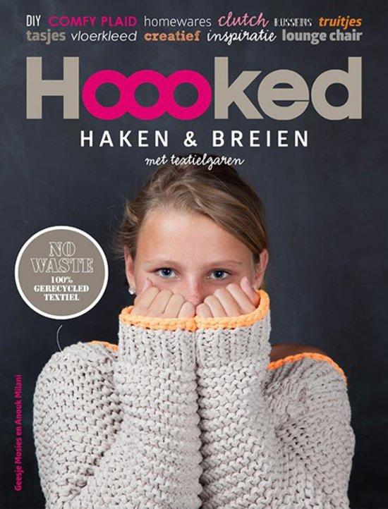 Bolcom Hoooked Haken En Breien Geesje Mosies 9789043918718