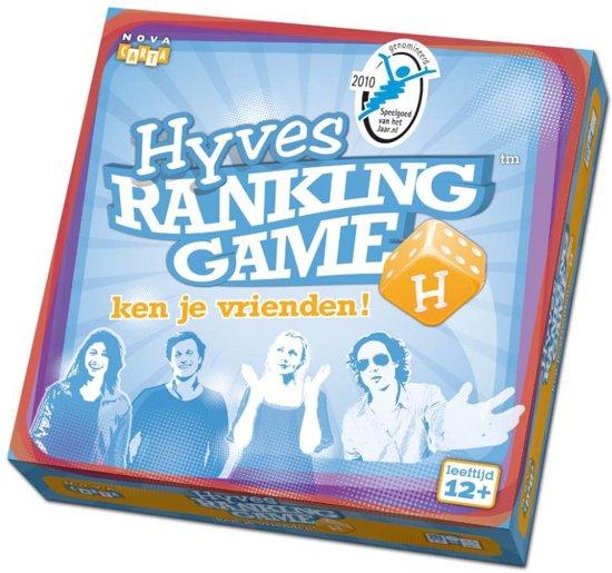 Hyves Ranking Game