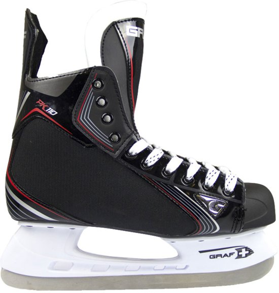 Graf Ijshockeyschaatsen PK110 Unisex Maat 37