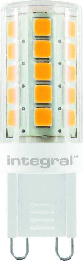 Integral LED ILG9DC009 LED-lamp 3 W G9 A++
