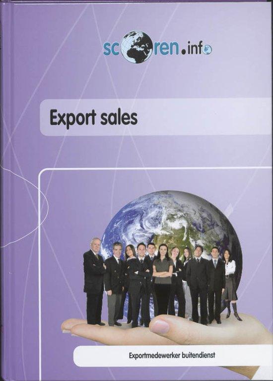 Export sales + Digicode