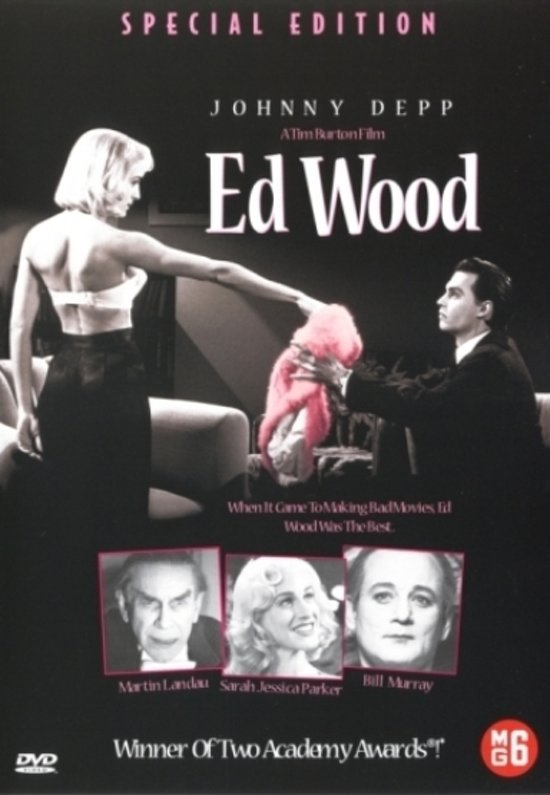 ED WOOD SPECIAL ED. DVD NL