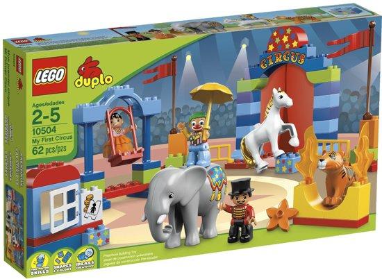LEGO DUPLO Mijn Eerste Circus - 10504
