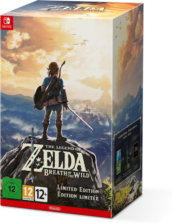 The Legend of Zelda: Breath of the Wild - Special Edition - Switch kopen