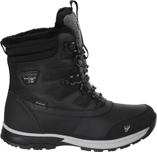 Welsie Black 41 Mr Icepeak Heren Snowboots UFdU0q