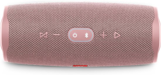 JBL Charge 4 Dusty Pink Bluetooth speaker