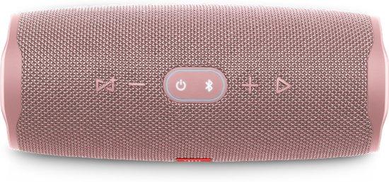 JBL Charge 4 Dusty Pink Bluetooth speaker