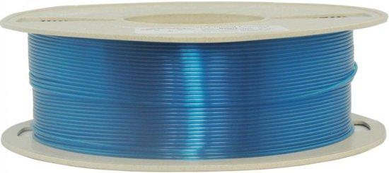 1.75mm blauw  PETG filament 1kg