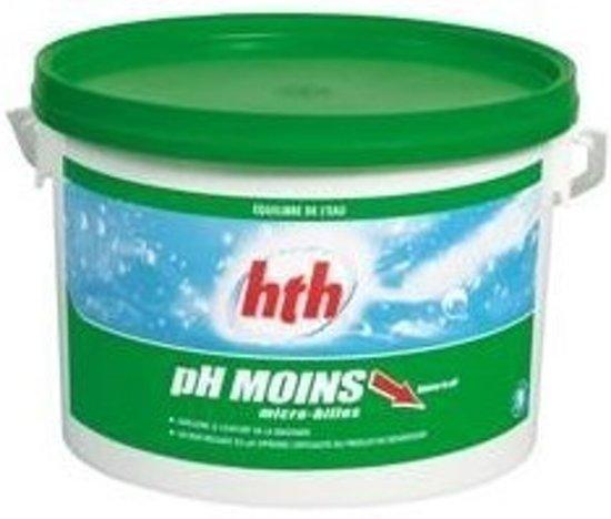 HTH PH minus 5 kg