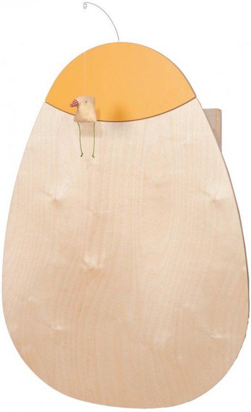 Timkid OWO klassieke opklapbare baby verschoontafel in berk, in 5 varianten
