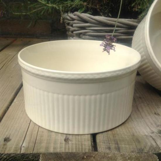 Ongebruikt bol.com | Wedgwood Edme Cookware souflé-schaal 18 cm VL-04