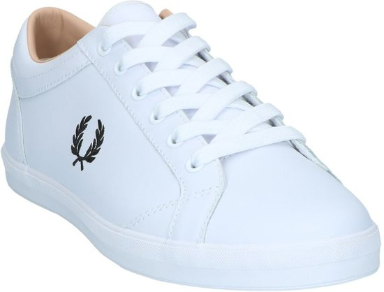 Witte Casual Casual Perry Witte Veterschoenen Fred afa0gq
