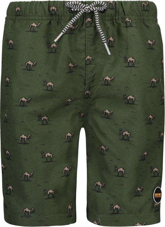 8c06944d4b bol.com   Shiwi Swim shorts camels - khaki green - 104