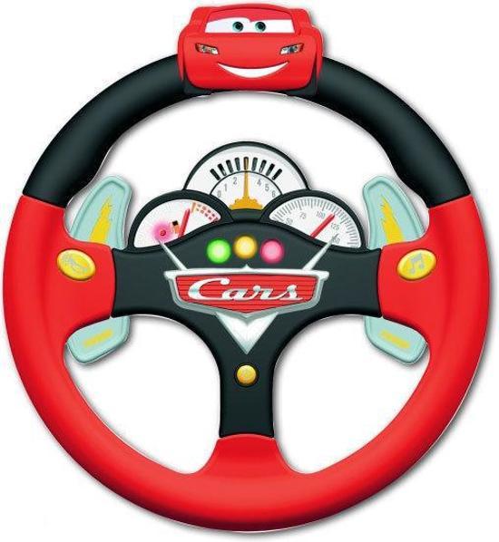 Bolcom Cars Stuurwiel Licht Geluid Imc Toys Speelgoed