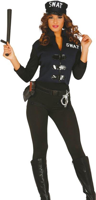 c9bbbe3f0dab77 Sexy Miss SWAT kostuum voor vrouwen - Verkleedkleding