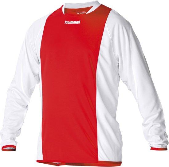 Hummel Beam - Voetbalshirt - Jongens - Maat 116 - Wit