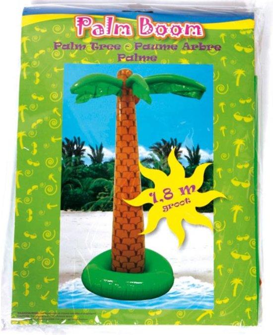 Opblaasbare jumbo palmboom 1.60 meter