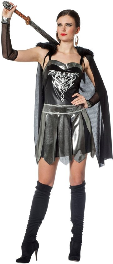 Romeinse warrior dame Tribal maat 36