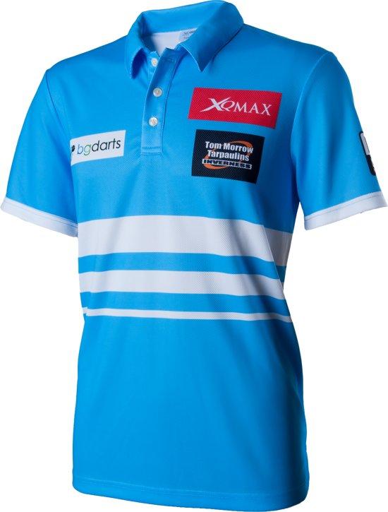 XQ-Max Vincent van der Voort Wedstijd Shirt Maat XL