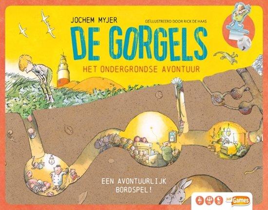 De Gorgels - het ondergrondse avontuur