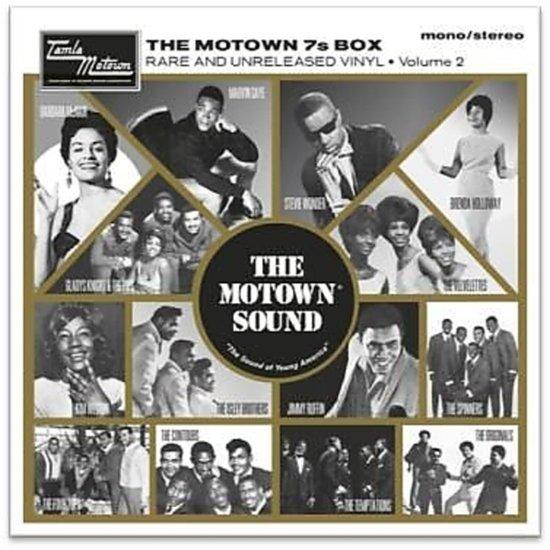 The Motown 7S Box - Rare And Unrele