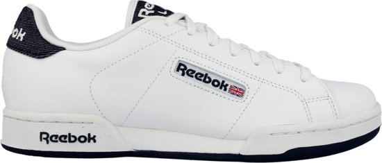 Reebok Npc Ii R12 Femmes Chaussures De Sport Noir Taille 40 b6A6ualL2v