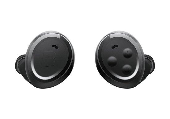 Bragi Draadloze Oordopjes | Headphone | 6 uur zonder opladen | Stereofonisch Geluid | In-ear | Zwart