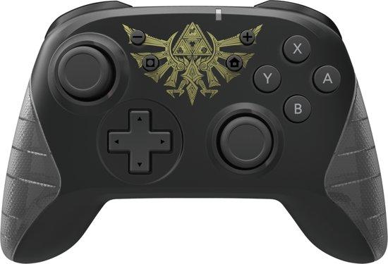 Hori Draadloze Pro Controller - Nintendo Switch + Lite - Zelda