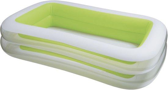 Intex Opblaasbaar Zwembad - 262 x 175 cm