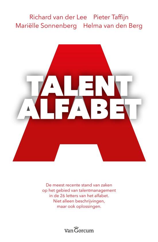 Het Talentalfabet