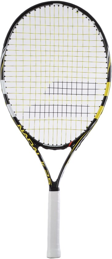 Babolat Nadal Junior 25'' - Tennisracket - Kinderen - Beginner - L0 - Zwart