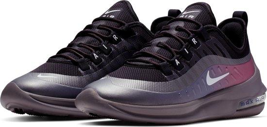 Nike Air Max Axis Prem Sneakers Dames - Oil Grey/White-Regency Purple-Rush  Pink-Gunsmoke