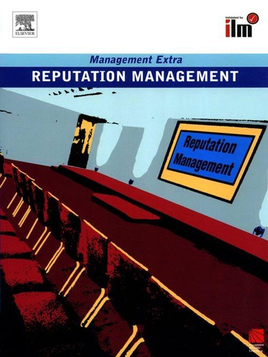 Reputation Management Revised Edition