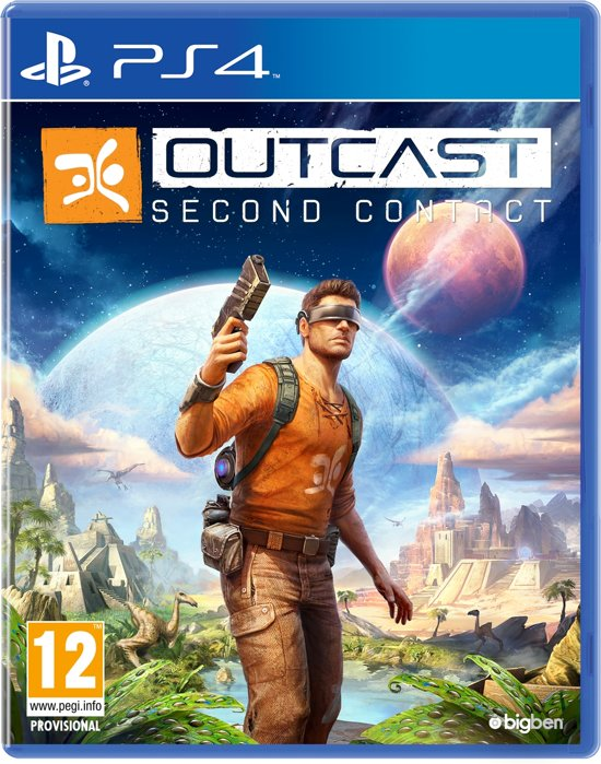 Outcast Second Contact - PS4