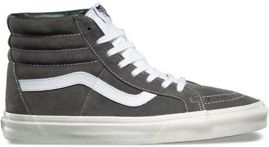 Chaussures De Sport Gris Utilitaires Fourgons Sk8 Salut Réédition sNp83E5o