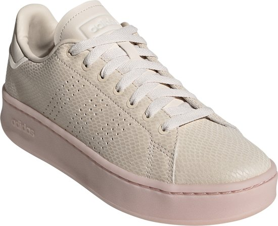 Adidas Advantage Bold Dames Sneakers - Linen