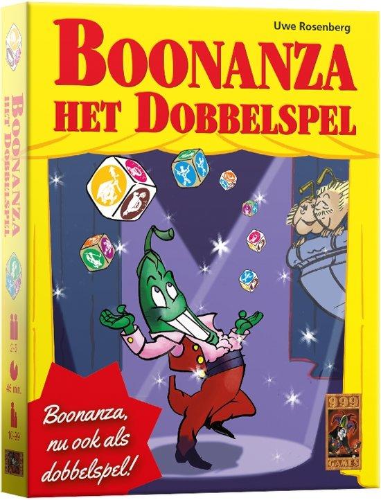 Afbeelding van het spel Boonanza - Dobbelspel