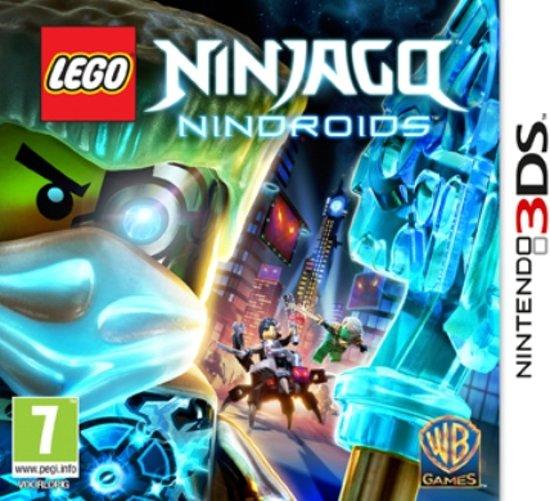LEGO, Ninjago Nindroids - 2DS + 3DS kopen