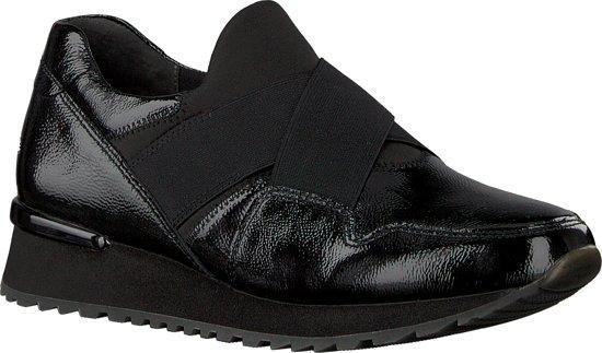 Maat Dames Gabor Sneakers 38 Zwart 377 wvwI4fqO