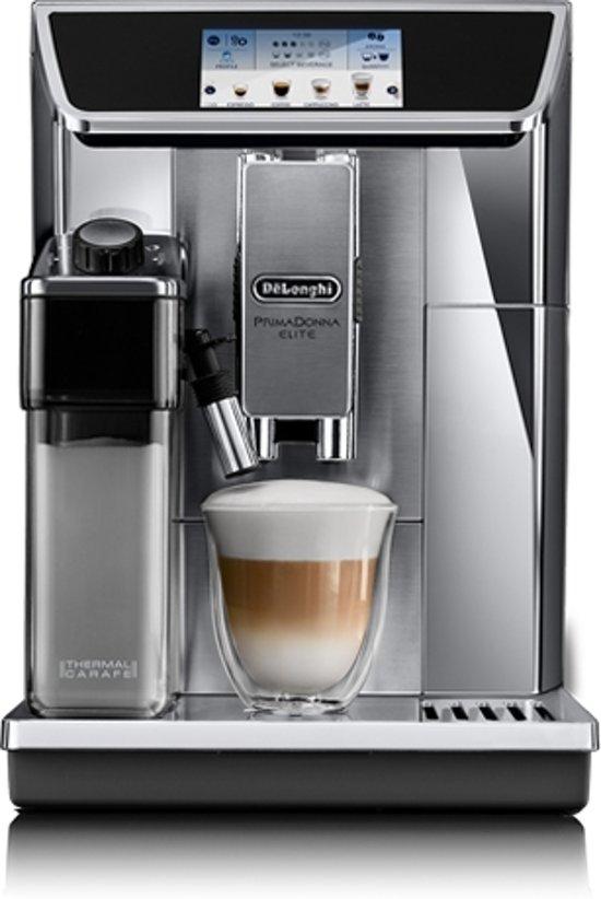 De'Longhi PrimaDonna Elite ECAM 650.75.MS - Volautomatische Espressomachine