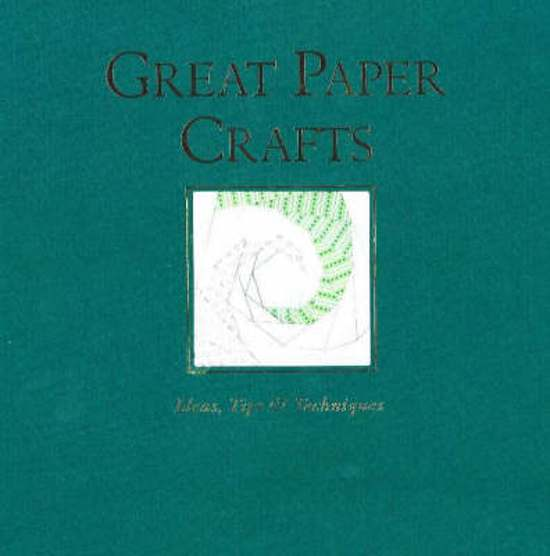 Great Paper Crafts
