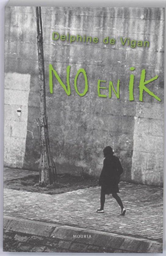 Boek cover No en ik / Midprice van Delphine de Vigan (Paperback)