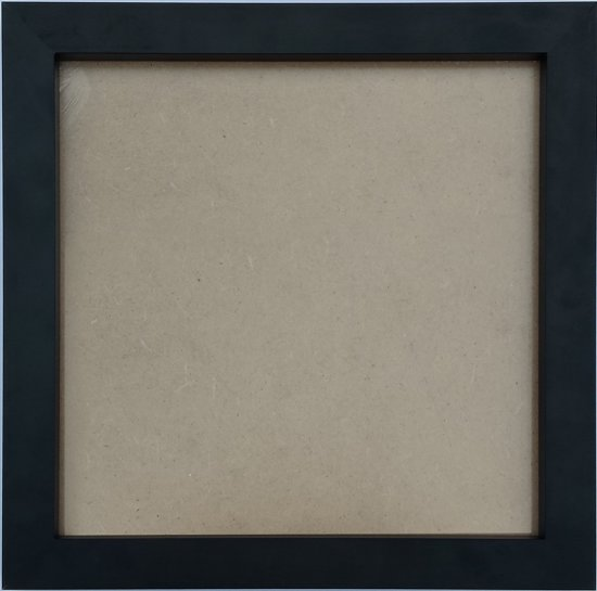 Homedecoration Victoria - Aluminium - fotolijst - Fotomaat - 28x128 cm - zwart