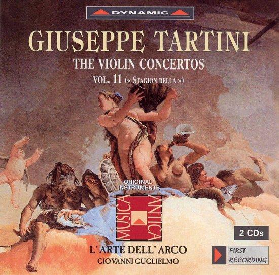 Integrale Des Concertos Pour Violon Vol.11